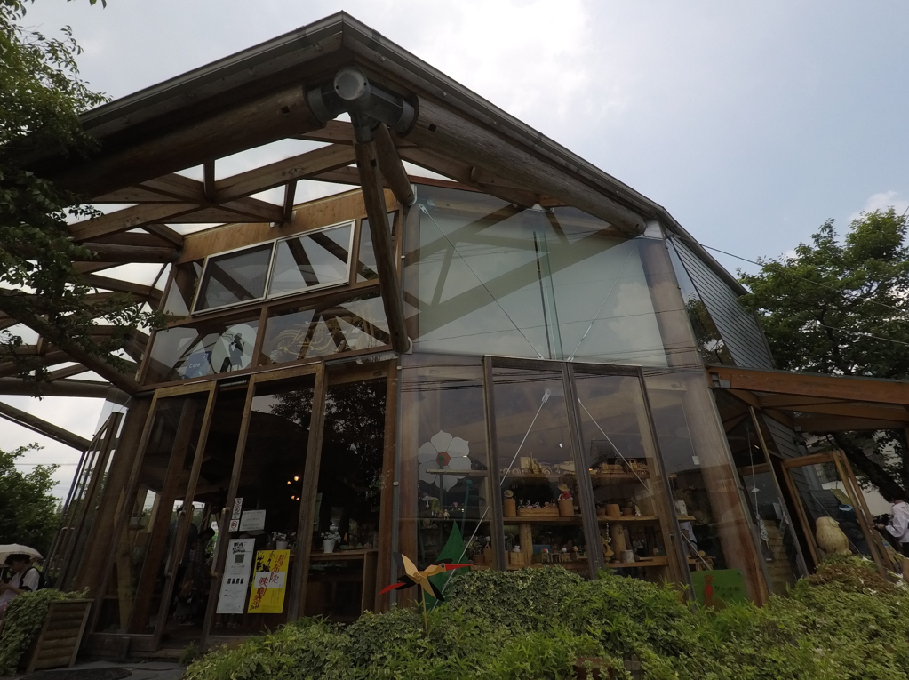 yufuin art gallery n cafe