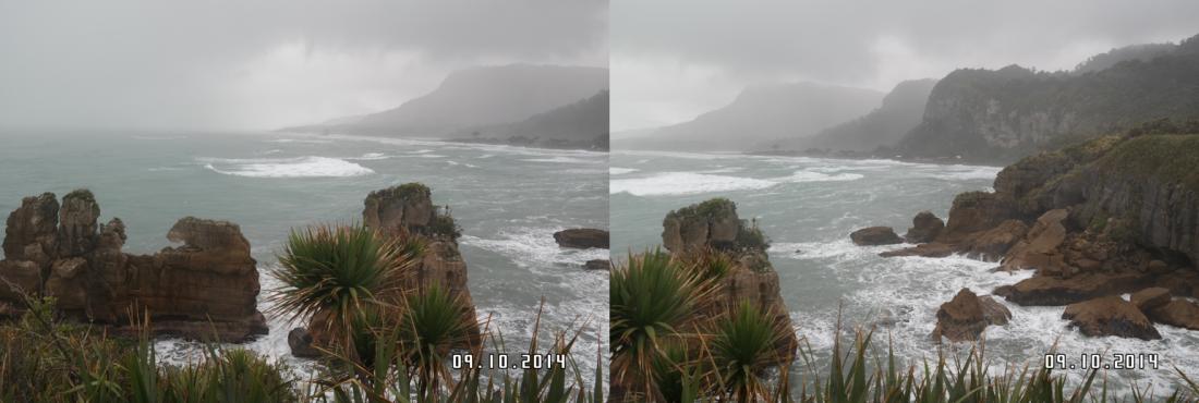 coast punaikaiki