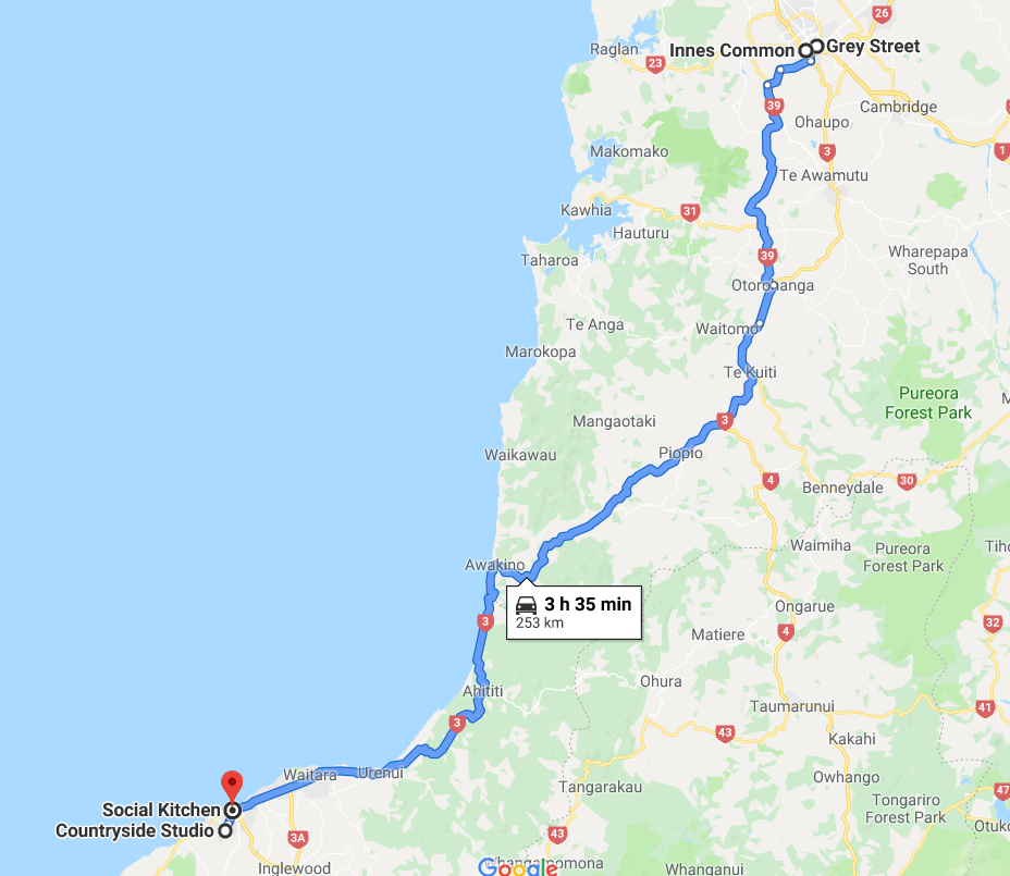 day 14 route