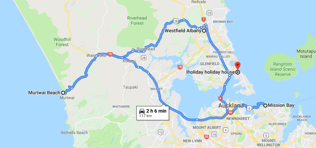day 7 route